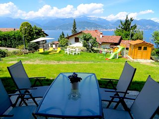 Asia apartment in Stresa with wonderful lake view