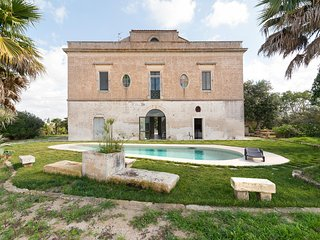 Restored farmhouse with pool, Neviano