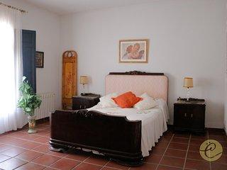 Magnifico dormitorio matriomonial
