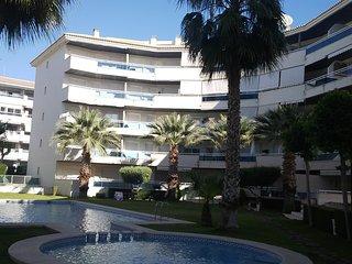 Apartamento en playa El Albir