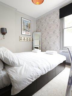 First floor double bedroom Sleeps 2