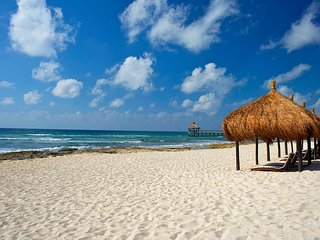 BEAUTIFUL LIVING at The Grand Bliss 2BR Cancun Riviera Maya MARGAN