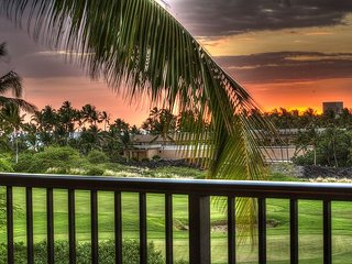 Top Floor - End Unit  | Stargazing Solitude | Private  | Sundeck Lanai- BBQ, Waikoloa
