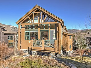 Scenic 4BR Breck Golf Course/Nordic Center Home