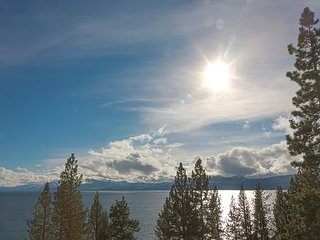 *** Dardanelles - Stunning Lake Views from this 4 BR Dollar Point Home ***, Tahoe City