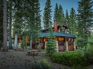 Exclusive Listing in Martis Camp - Walk to Family Barn and Camp Lodge!!