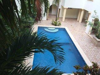 Luxury apartment Playa Inn, Playa del Carmen