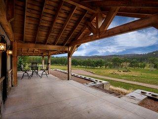 Crazy Horse Cabin, Custer
