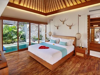 Luxury One Bedroom private Pool and Jacuzzi Villa, Seminyak