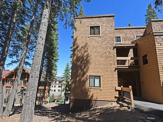 Ski-In/Ski-Out Northstar Townhome, Truckee