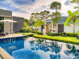 3 BDR Pool Villa 5 Min Drive to Nai Harn Beach | Rawai