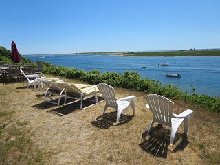 Relax! Read a book, enjoy your favorite beverage, and take in the amazing view! - 30 Seabeach Road Chatham Cape Cod New England Vacation Rentals