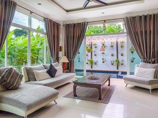 3 bdr Cozy Pool Villa At Rawai