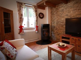 Cosy flat in the heart of the Dolomites ski area, Predazzo