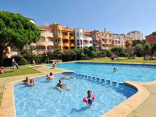 Apart-rent (0105) Apartamento familiar con piscina