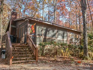 REALITY ESCAPE - 2 BEDROOM / 2 BATHROOM, SLEEPS 4, GAS FIREPLACE, COMPLIMENTARY, Blue Ridge