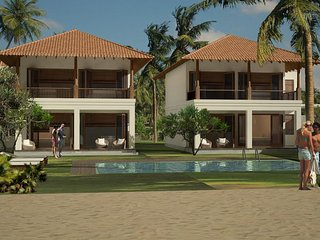 Dream Beach Villas Araliya und Lotus Ambalangoda