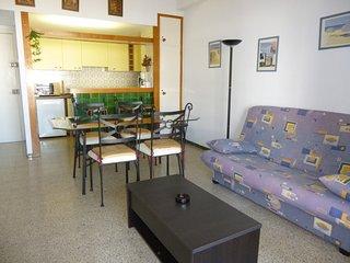 Apart-rent (0176) Apartamento céntrico Empuriabrava