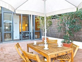 Gran Via Terrace apartment in Eixample Esquerra {…