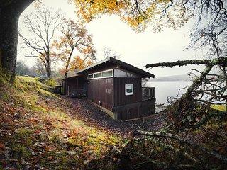 Kilchurn Lochside Cabin, Loch Awe