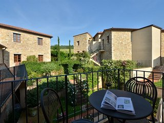 Our apartment in Borgo di Gaiole, Chianti