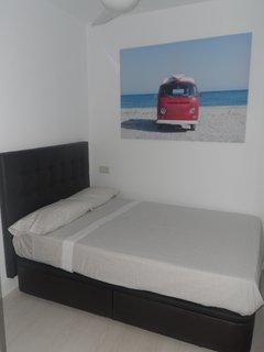Dormitorio 1. Cama de matrimonio