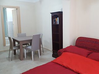 In Palermo's Center Camere Orléans, Doppia con bagno e cucina in camera
