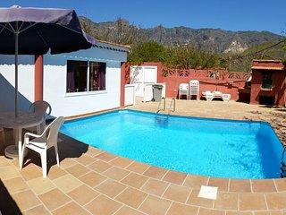 Casa rural en Hoya de Tunte. Vivienda 4