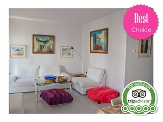Al-Gharb Sea view Apartment. In the heart of Algarve!, Armacao de Pera