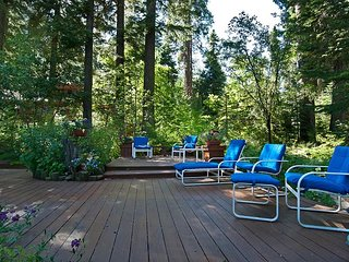Lucerne Lake View 4BR on the West Shore with Awesome Outdoor Space & Buoy!!