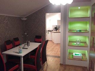 Apartament 2 sypialnie z tarasem