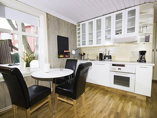 Cozy & Modern 2 Bedroom Aptartment in the City Center