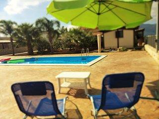 Al049 Villa con piscina privata e bbq