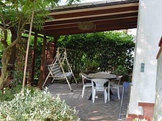 Casa vacanze con giardino tra Certaldo e San Gimignano