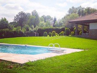 Maison d'architecte avec piscine à HONDARRIBIA, Hondarribia (Fuenterrabía)