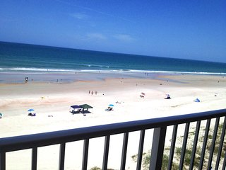 Daytona Beach / Ponce Inlet Condo - ON THE BEACH