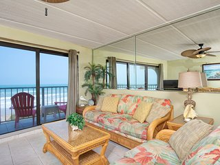 Beachfront 2 BR Condo: Owner's Special - Incredible View Lcd TVs, Wi-Fi, Pool, South Padre Island