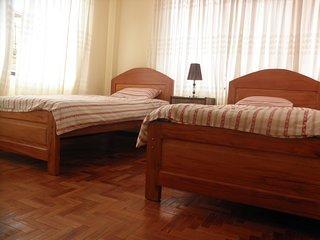 Private bedroom ... feel at home in La Paz