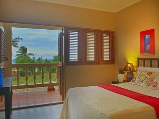 Ocean view-Condo in Cabarete, short walk to Encuentro Beach.