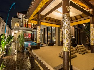 NEW! Modern and Spacious 2BR Villa, Central Seminyak