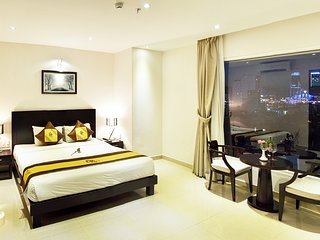 Deluxe room - Large room with nice view