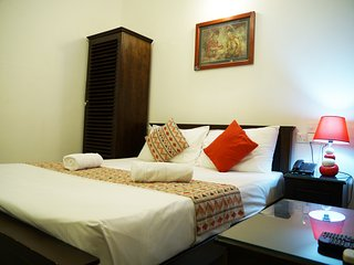 Moon Hills Hotel - DELUXE DOUBLE ROOM