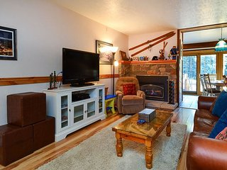 Sunset Living Area Breckenridge Lodging Vacation Rental