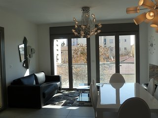 Luxury down town apartment modernly designed for your comfort!, Jérusalem