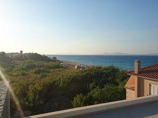 Dimaki split level accommodation, Ialyssos