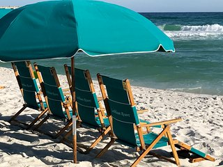 """Best of the Beach"" Gulf Front Condo"
