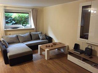 Schone, ruhig gelegene Wohnung