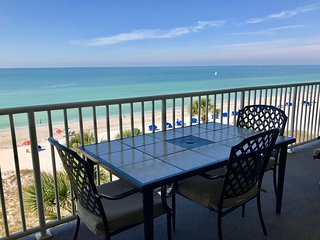 $Be The First To Stay In brand New Remodeled Direct Ocean Front 3bd 2 bath condo, Indian Shores