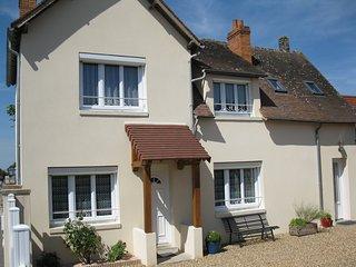 Gite 3 étoiles en maison individuelle, Ouzouer-sur-Loire