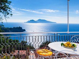 Il Sogno di Lina -  Nuovissima Casa Vacanze Vista Capri e Ischia, Massa Lubrense